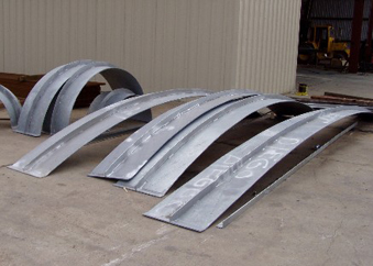 Ahi Supply Steel Arched Lintels
